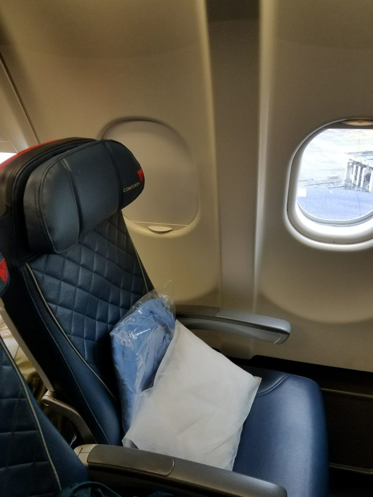 Delta Airlines: A Review – VoyageFusion